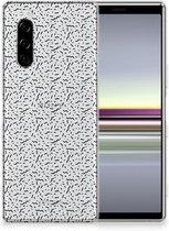 Sony Xperia 5 TPU bumper Stripes Dots