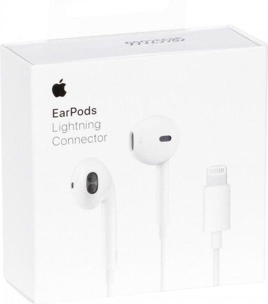 Apple EarPods - met lightning connector - wit