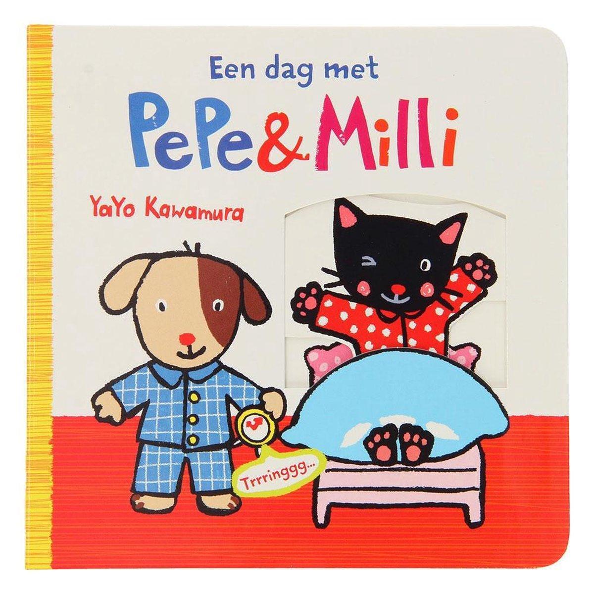 Een dagje met Pepe & Milli - Kinderboek