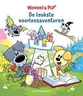 Boek cover Woezel & Pip  -   De leukste voorleesavonturen van Guusje Nederhorst (Hardcover)