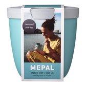 Mepal Ellipse Snack Lunchbox - 500 ml - Nordic Groen