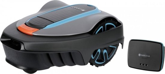 Gardena robotmaaier smart SILENO city 500 set
