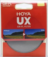 Hoya Polarisatiefilter 55mm UX serie - dunne vatting