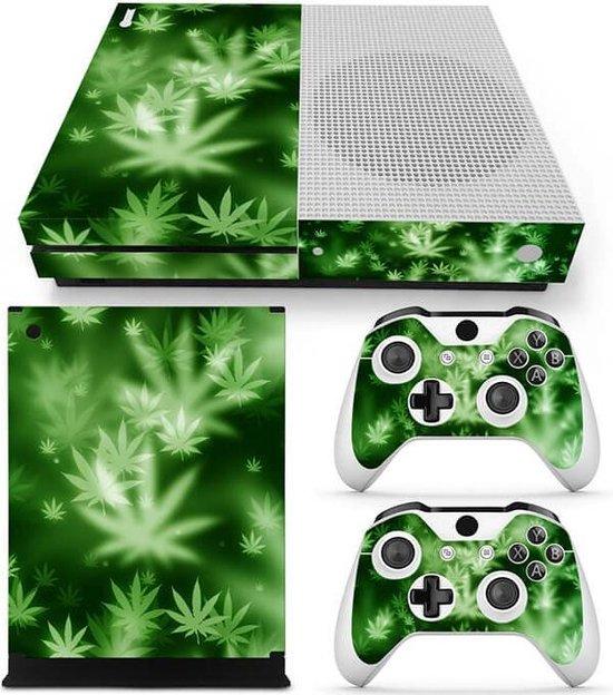 Marihuana Fantasy – Xbox One S skin