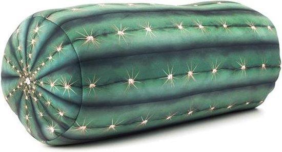 Kikkerland Cactus kussen – Kussen – Voor op reis – Woonaccessoires – Comfort – Reisaccessoires