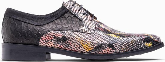 Paulo Bellini Lace up Shoes Demonte Naja 01.