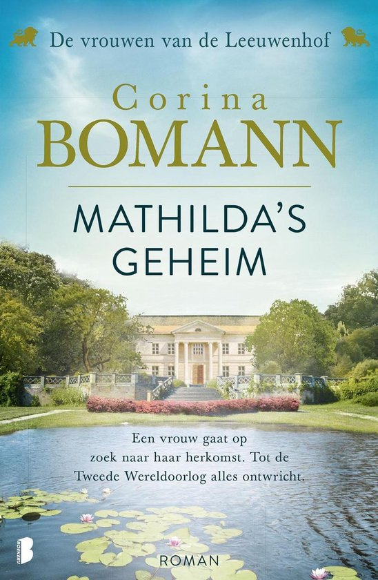 Boek cover Mathildas geheim van Corina Bomann (Onbekend)