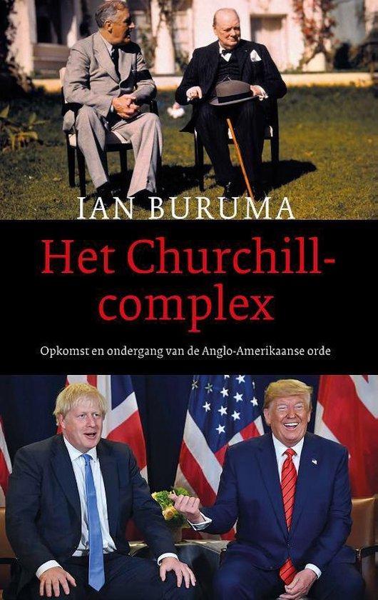 Boek cover Het Churchillcomplex van Ian Buruma (Paperback)