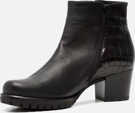Gabor Comfort enkellaarsjes zwart Maat 38.5