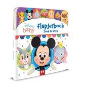 Disney Baby 0 -   Flapjesboek Zoek en Vind