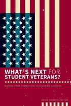 Omslag What's Next for Student Veterans?