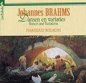 Brahms: Dances and Variations
