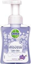 Dettol Handzeep Zachte Mousse - Orchidee & Vanille - 250ml x4