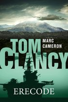 Boek cover Tom Clancy Erecode van Marc Cameron (Onbekend)