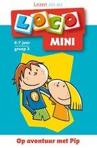 Loco Mini - Boekje - Op avontuur met Pip - 6/7 Jaar