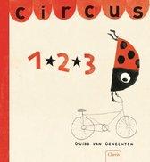 Prentenboek Circus 1.2.3