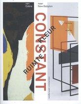 Constant: Ruimte + kleur. Van Cobra naar New Babylon