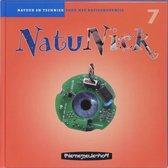 Boek cover NATUNIEK 7 Leerlingenboek van Maters