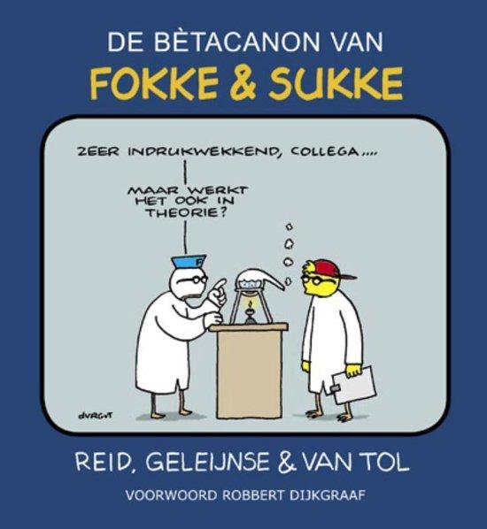 Boek cover Fokke & Sukke  -   De bètacanon van Fokke & Sukke van Reid (Paperback)