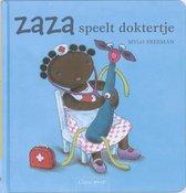 Prentenboek Zaza speelt doktertje