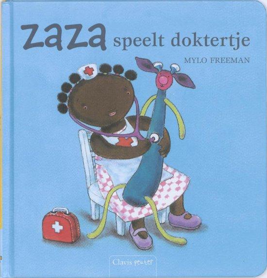 Zaza  -   Zaza speelt doktertje