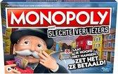 Monopoly Slechte Verliezers - Bordspel