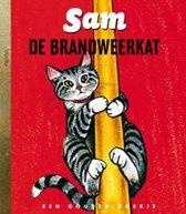 Prentenboek Sam de brandweerkat