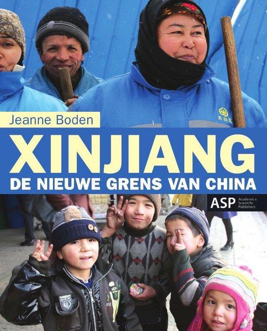 Boek cover Xinjiang van Jeanne Boden (Paperback)