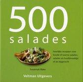 Boek cover 500 salades van Susannah Blake (Hardcover)
