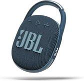 JBL Clip 4 Blauw - Draagbare Bluetooth Mini Speaker