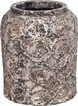 PTMD Pot M Aston bruin 15x18x15 cm
