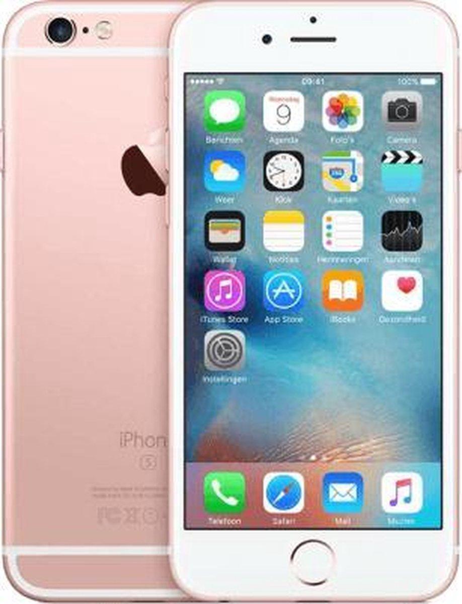 Apple iPhone 6S Refurbished door Remarketed - Grade B (Lichte gebruikssporen) 64GB Roségoud