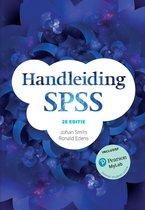 Handleiding SPSS met MyLab NL toegangscode