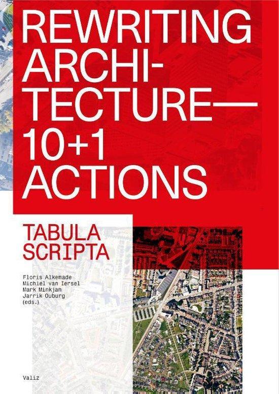 Boek cover Rewriting Architecture van Floris Alkemade (Paperback)