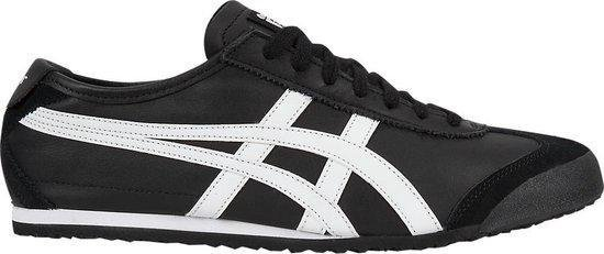 Onitsuka Tiger Mexico 66 Unisex Sneakers - Black/White - Maat 44.5
