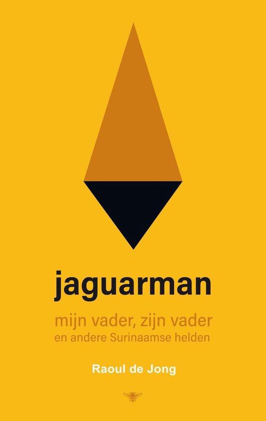 Boek cover Jaguarman van Raoul de Jong (Onbekend)