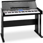 Carnegy-61 E-piano 61 toetsen MIDI zwart