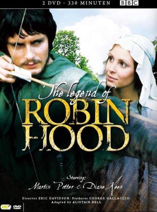 Cover van de film 'Legend Of Robin Hood'
