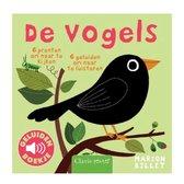 Boek cover De vogels van Marion Billet