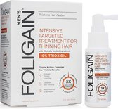Foligain - Men - Intensive Targeted Treatment for Thinning Hair - 10% Trioxidil - 59 ml