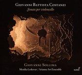 Costanzi G.B. - Sonate Per Violoncello