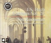 Koopman Ton / The Amsterdam Baroque Orchestra - Complete Bach Cantatas Vol. 20