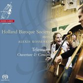 Holland Baroque Society - Ouvertures And Concerti