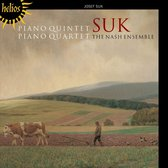 Suk: Piano Quintet, Piano Quartet