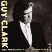 Great American Muisc Hall, San Francisco 1988
