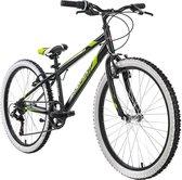 "Ks Cycling Fiets Kinderfiets 24 ""Scrawler zwart - 31 cm"