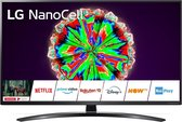 LG NanoCell 43NANO796NE - 4K TV (Benelux Model)