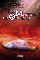 Omslag Les Mondes de Quirinus