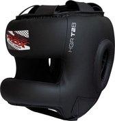 RDX T2 Gel Padded Nose Protection Hoofdbeschermer Zwart - Maat: L