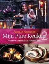 Boek cover Mijn pure keuken 2 van Pascale Naessens (Hardcover)